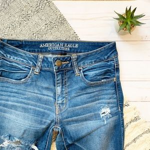 American Eagle Outfitters Jegging Jeans Size 4